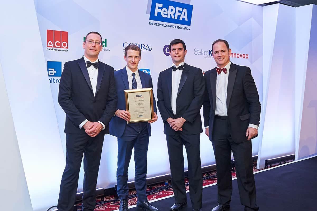 Ultrasyntec at the Ferfa Awards